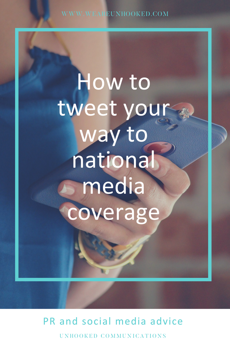 PR and social media advice for small businesses, bloggers and entrepreneurs - how to tweet your way to national media coverage