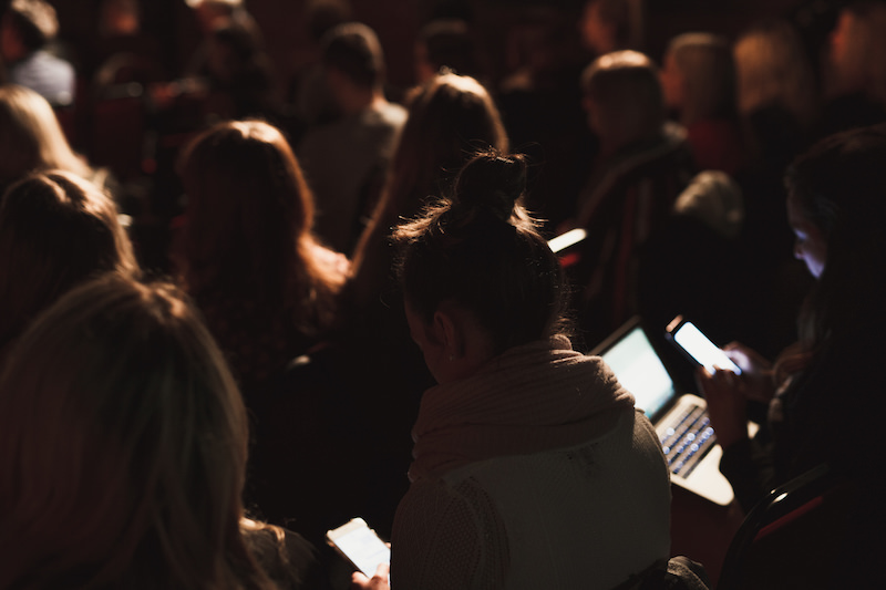 Influencer marketing event Anthony Burgess Foundation Manchester