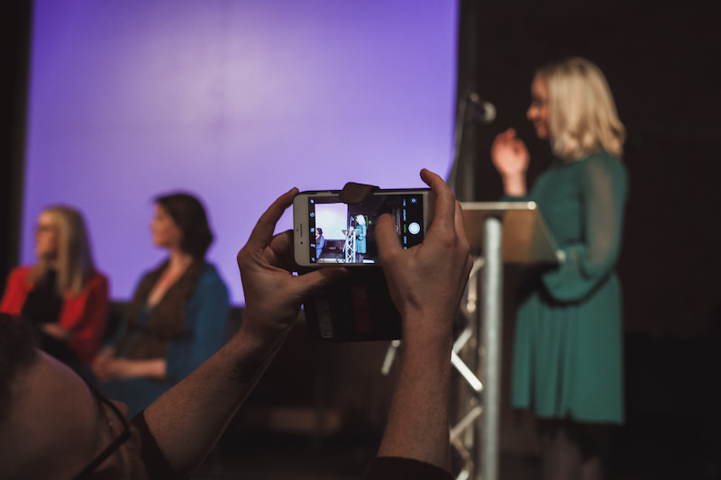 Unhooked Communications presents Influencers Unhooked event Manchester