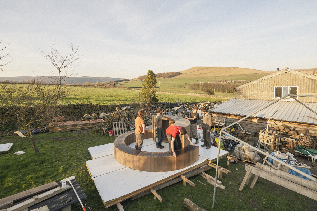 PR case study: A carpentry business in the Peak District found out how PR is about more than media coverage - Unhooked Communications, Public Relations in Manchester
