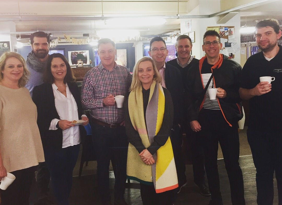 The Northern Creative Collective - freelance and small business networking and support for people working in the marketing, PR and creative industries