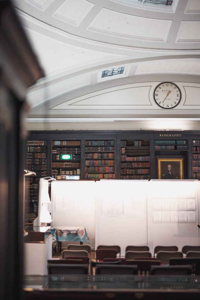 The Portico Library Manchester for Creatives Unhooked - Manchester PR, marketing and content event