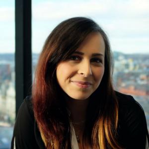 Hana Bednarova, digital PR specialist   Unhooked Communications associate   Manchester PR, marketing and content support