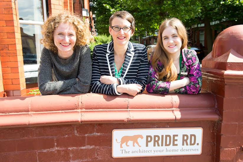 Lisa Raynes from Pride Road is standing for RIBA National Council | Architecture PR and marketing - Unhooked Communications, Public Relations in Manchester