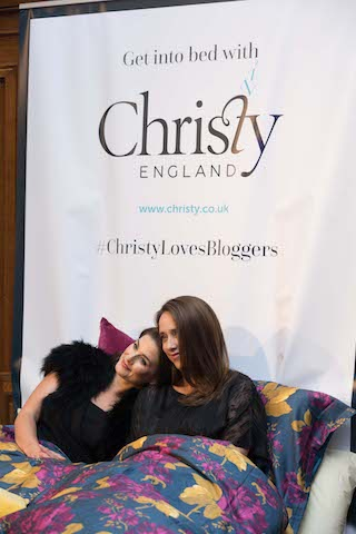 Christy Home, Northern Blog Awards, Make an Instagrammable event