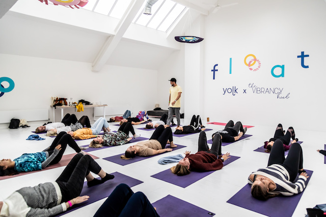 Float Festival | Yoga | Wellbeing festival
