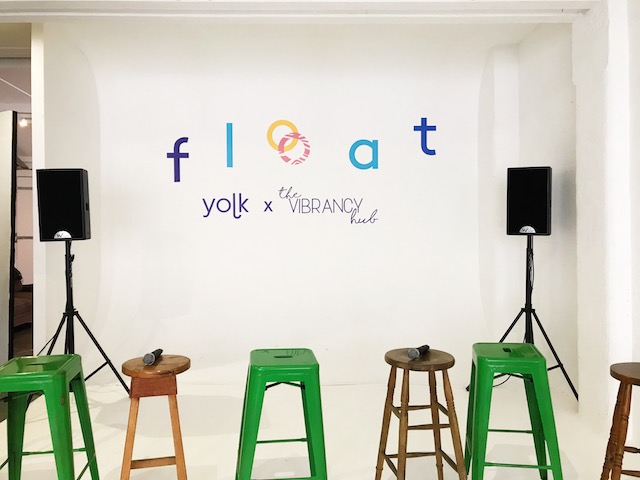 Float Festival Manchester: Ditching the 9-5 panel discussion with Unhooked Communications