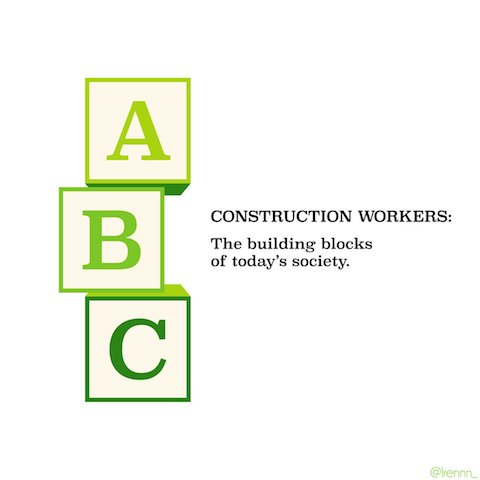 Construction Careers Week   One Minute Briefs   BESS   ABC, Lauren Torr (lrennn_)
