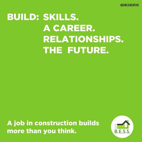 Build, Emily S-J @emsjcreative