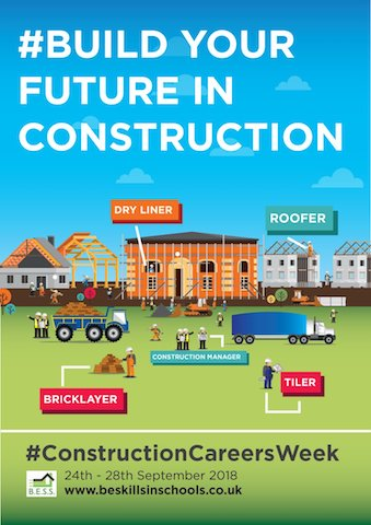 Construction Careers Week OMB by Saint-Gobain UK & Ireland @SaintGobainUK