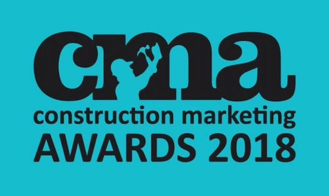 Construction Marketing Awards 2018 shortlist announced