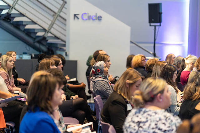 Delegates at Inspire Summit: Women in UK Construction, Engineering & Housing