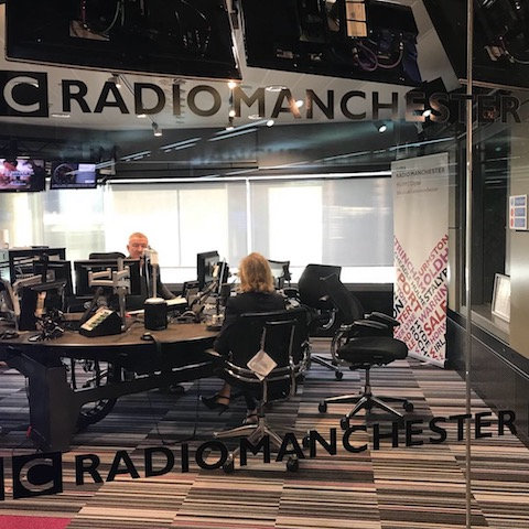 Unhooked Communications secured an interview for Inspire Summit speaker Barbara Res with BBC Radio Manchester. Broadcast journalism, media relations and construction PR.