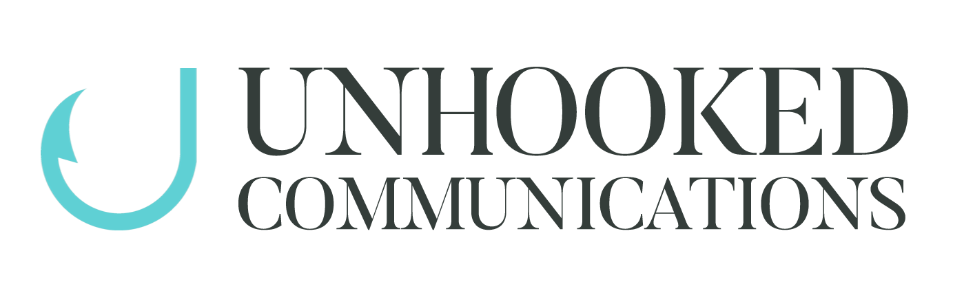 Unhooked Communications logo