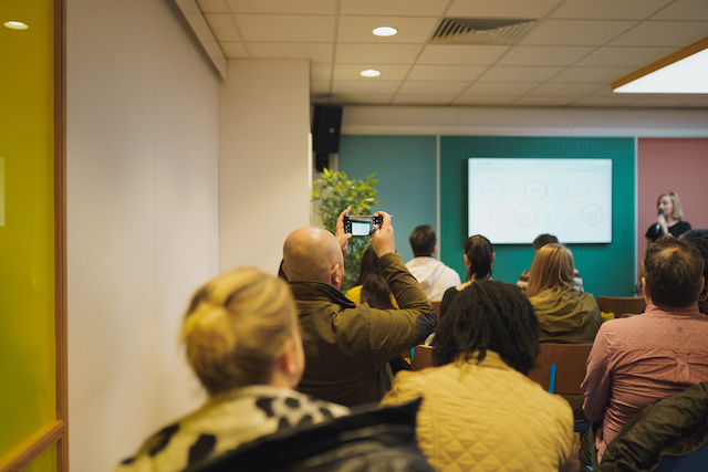 Google Digital Garage talk from digital PR agency Unhooked Communications