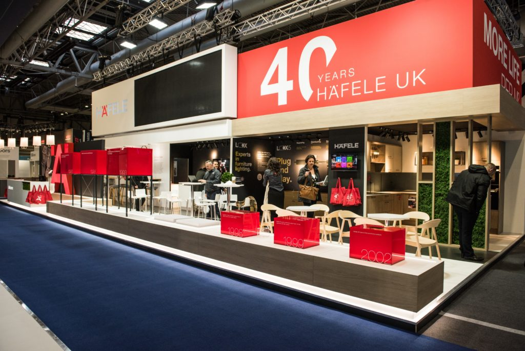 kbb exhibition success for client - home interiors pr agency