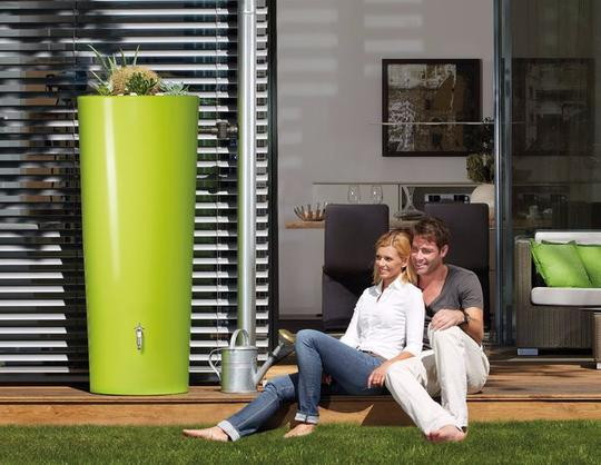 Home interiors PR agency rainwater harvesting system gardening products