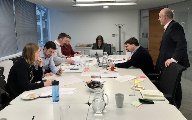 PR stategy workshop | PR agency strategy services