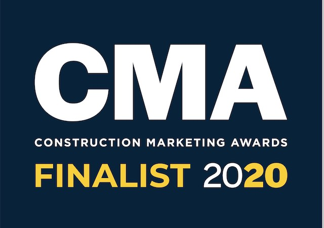 Construction Marketing Awards 2020 Finalist Shortlist